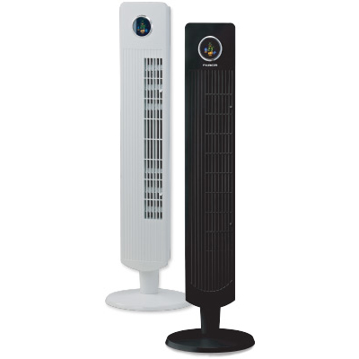 TOWER FAN CASTELLO 50 BK/WH